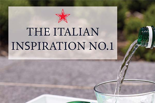 San Pellegrino – No.1 brand from Italy